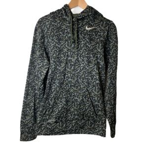 Nike Therma-Fit hoodie Camo print size small